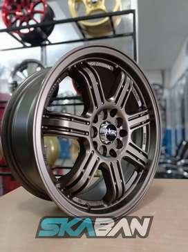 jual velg hsr wheel ring 16 utk mobil ertiga,apv,grandmax
