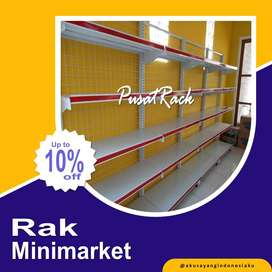 Jual Rak Minimarket / kerajang belanja