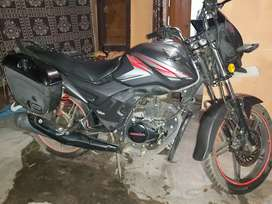 Honda Shine SP 125cc / First Hand