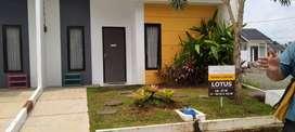 Rumah alicante park, harga Subsidi akses KRL Maja