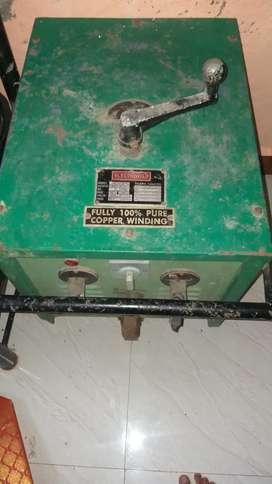 Welding machine 100% copper winding