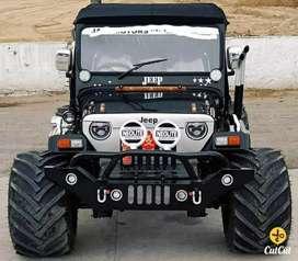 Verma jeep modified