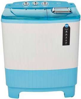 BPL 6.5 kg Semi-Automatic Top Loading Washing Machine (BSATL65F1, Dual