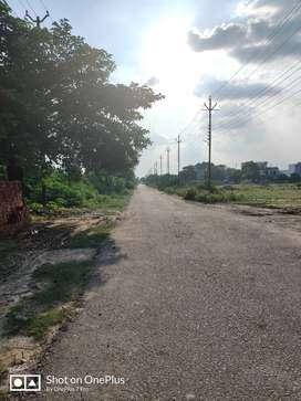 Lda Ratan Khand 2152 sqft Plot South face 60ft Road Semi-Commercial