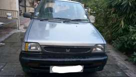 Maruti 800 top condition only 30k kms