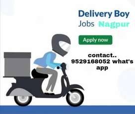 Delivery job in all India apply now