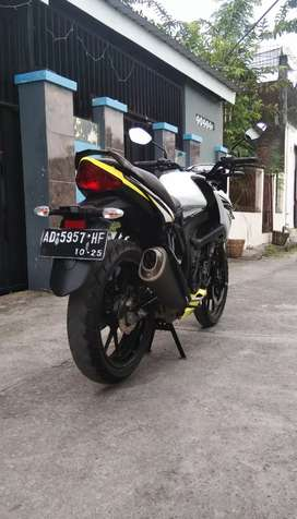 Suzuki Bandit oktober 2020 istim