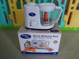 Dijual murah Baby safe food maker (mesin makanan bayi)