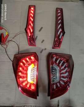 Stoplamp Copotan Honda Jazz GK5 mulus