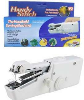 Handy Stitch The Handheld Sewing Machine Portable