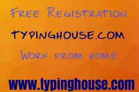 Hiring people for Blogging and typing work/work from home