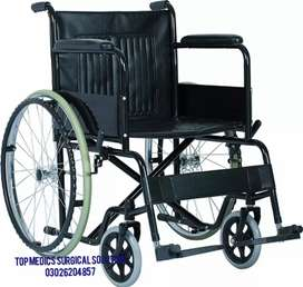 Wheel Chair imported & Local Disable person