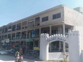 Commercial office for sale Nowshera Cantt Plaza