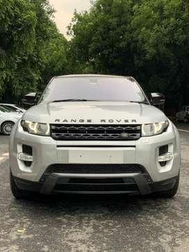 Land Rover Range Evoque Prestige SD4 (CBU), 2013, Diesel
