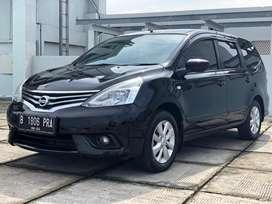 Nissan Grand Livina XV 1.5 Automatic 2013 Hitam