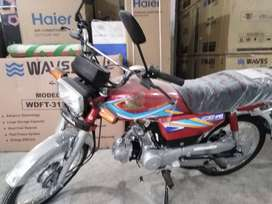 HONDA 70 ON INSTALLMENTS