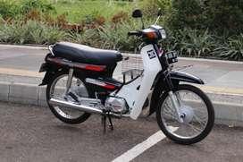 Honda Astrea Grand 1993 (Bulus/Pantat Monyet)