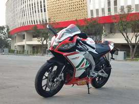 Aprilia rs4 125 max biaggi edition