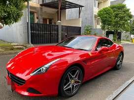 Ferrari California T 2015 (pakai pribadi) 2016 2014 boxster 458