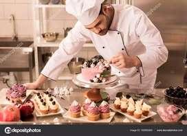 Confectioner (Cake Maker)