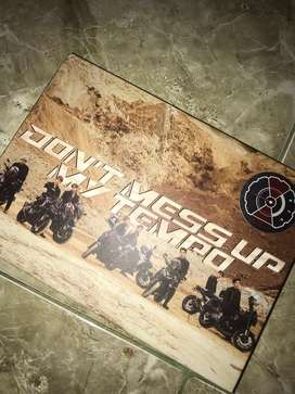 Album Exo Dont Mess Up My tempo