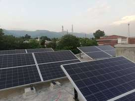 Home Power Solutioon, Battery less 15 Kw Solar System