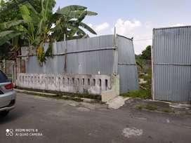 Barat RS Condong Catur, Tanah Dijual Murah Sertifikat SHMP