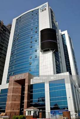 High rental Investor price Blue Area 30 % D.P apartment office shops