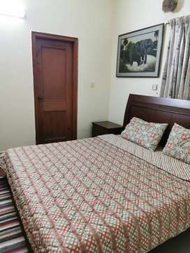 Furnished Room with attached bath and kitchen