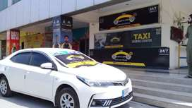 CALL A CAB Taxi service for All over Pakistan Business & Moderate cars