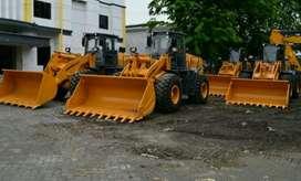 Wheel Loader Murah 1-3 m3 Power Full YTO Engine Full Garansi 2000 Jam