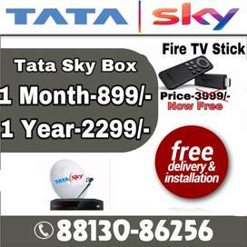 Tata sky box hd