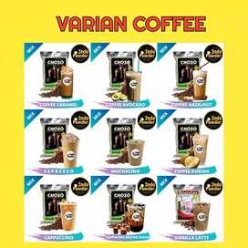 bubuk minuman rasa kopi coffee