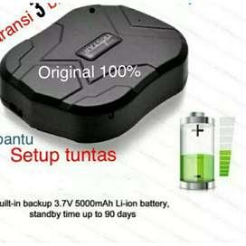 GPS TRACKER portable terbaik/termurah di pacet cianjur