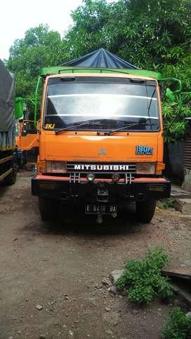 truk Fuso FM 517 190 PS HD th 2004.6 ban siap kerja