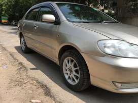 Toyota Corolla H5 1.8E, 2006, CNG & Hybrids