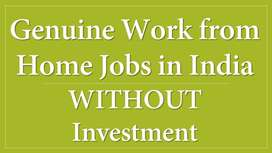 Online Form filling / Simple Data Entry jobs - Daily / weekly Payout