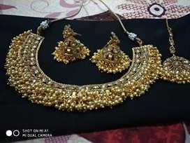Jewellery necklace set