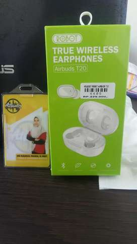 Headset robot airbuds t20
