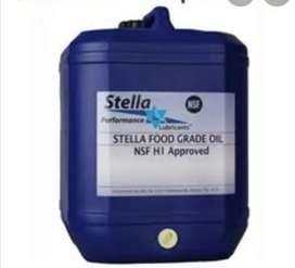 Oli compressor food grade
