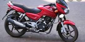 Red Pulsar 150cc 2009 Make PCMC Passing