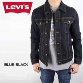 Jaket Jeans Levis Best Seller Aneka Warna Ready