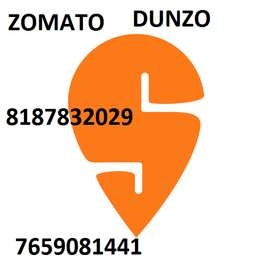 ZOMOTO SWIGGY AND DUNZO DELIVERY EXECUTIVE WEEKLY PAYMENT