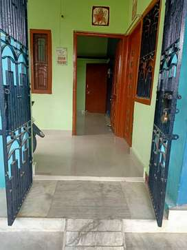 3bhk well furnished house for rent