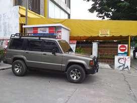 Dijual Trooper Diesel 2.3 1989