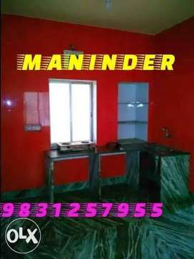 MANINDER KESTOPUR ( LOW BUDGET 1RK IN CAMPNO3 KESHTOPUR HURRY CALL NOW