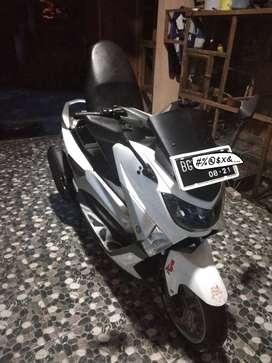 Yamaha nmax tahun 2016