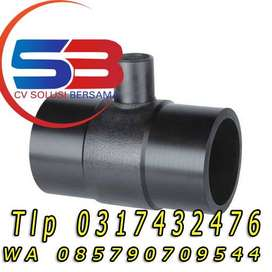 Fitting Ijection HDPE Reducer Tee Ready