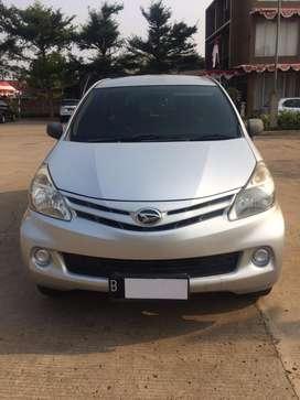 Daihatsu Xenia 1,3 MT 2012 Dp5jt Bkn Avanza G R E