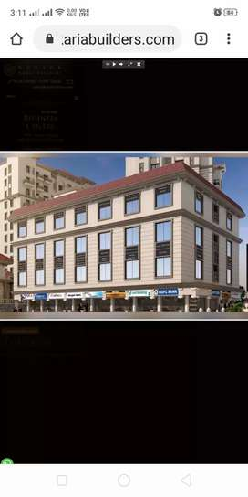 Main Road facing Office space on Rent